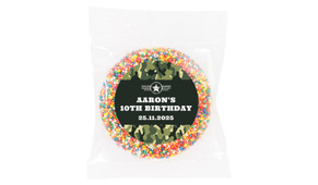 Army Personalised Giant Freckles - Australia's #1 Kids Party Supplies