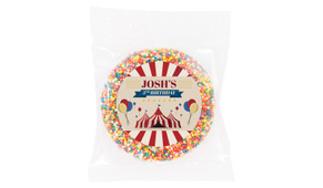 Retro Circus Personalised Giant Freckles - Australia's #1 Kids Party Supplies