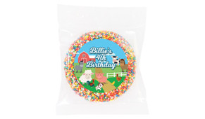 Down The Farm Personalised Giant Freckles - Australia's #1 Kids Party Supplies