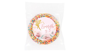 Little Fairy Personalised Giant Freckles - Australia's #1 Kids Party Supplies