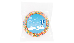 Hot Air Balloon Personalised Giant Freckles - Australia's #1 Kids Party Supplies