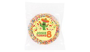 Mexican Fiesta Personalised Giant Freckles - Australia's #1 Kids Party Supplies