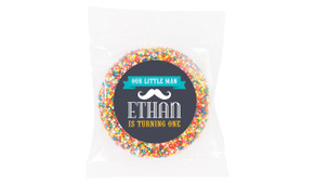 Moustache Personalised Giant Freckles - Australia's #1 Kids Party Supplies
