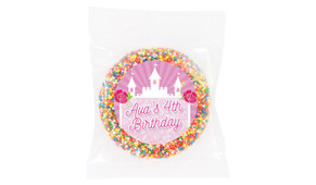 Princess Castle Personalised Giant Freckles - Australia's #1 Kids Party Supplies