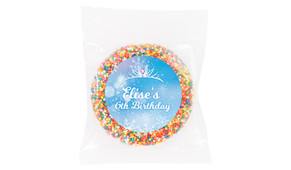 Ice Princess Birthday Party Personalised Giant Freckles