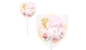 Little Fairy Personalised Lollipops - Australia's #1 Kids Party Supplies