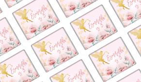 Little Fairy Personalised Mini Chocolates - Australia's #1 Kids Party Supplies