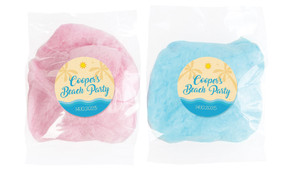 Beach Personalised Fairy Floss - Australia's #1 Kids Party Supplies