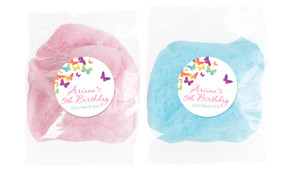 Butterflies Personalised Fairy Floss - Australia's #1 Kids Party Supplies