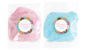 Donut Personalised Fairy Floss - Australia's #1 Kids Party Supplies
