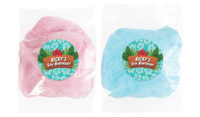 Hawaiian Luau Personalised Fairy Floss - Australia's #1 Kids Party Supplies