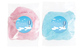Hot Air Balloon Personalised Fairy Floss - Australia's #1 Kids Party Supplies