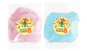 Mexican Fiesta Personalised Fairy Floss - Australia's #1 Kids Party Supplies