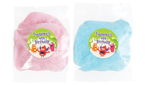Monster Slime Personalised Fairy Floss - Australia's #1 Kids Party Supplies