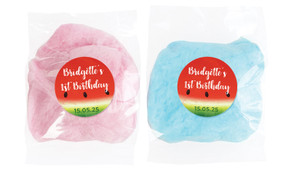 Watermelon Personalised Fairy Floss - Australia's #1 Kids Party Supplies