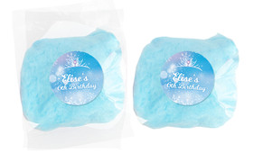 Ice Princess Birthday Personalised Fairy Floss