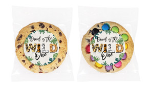 Wild One Personalised Birthday Cookie - Australia's #1 Kids Party Supplies
