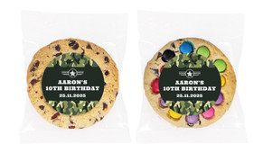 Army Personalised Birthday Cookie - Australia's #1 Kids Party Supplies
