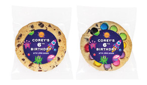 Outerspace Personalised Birthday Cookie - Australia's #1 Kids Party Supplies