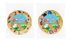 Down The Farm Personalised Birthday Cookie - Australia's #1 Kids Party Supplies