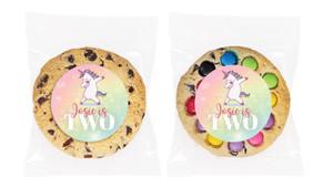 Unicorn Dabbing Personalised Birthday Cookie - Australia's #1 Kids Party Supplies