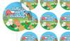 Down The Farm Birthday Large 65mm Custom Stickers - Set Of 12 - Australia's #1 Kids Party Supplies