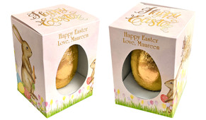 Beautiful Bunny Personalised Easter Egg Box