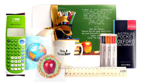 Teacher Survival Care Pack Personalised Hamper
