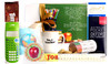 Actual contents of Teacher Survival Care Pack Personalised Hamper