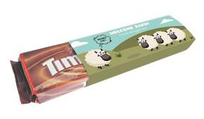 Missing Ewe Welcome Back Personalised Packet Of TimTams TM