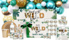 Wild One Personalised Birthday Party Pack