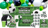 Soccer Party Personalised Birthday Party Pack