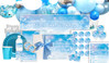 Ice Princess Personalised Birthday Party Pack