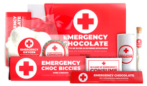 Emergency Chocolate Personalised Gift Hamper
