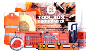 Tool Box Personalised Chocolate Gift Hamper