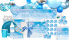 Ice Princess Birthday Personalised Party Pack