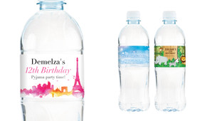 Water Bottle Stickers (Set of 5)