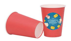 Movie Nights Personalised Party Cups