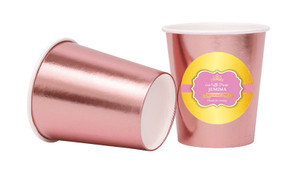 Little Princess Personalised Party Cups