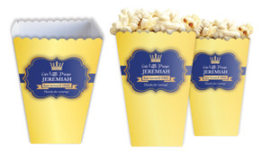 Little Prince Personalised Popcorn Boxes