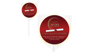 Diploma Personalised School Graduation Lollipops