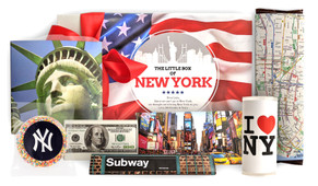 Little Box Of New York Chocolate Hamper