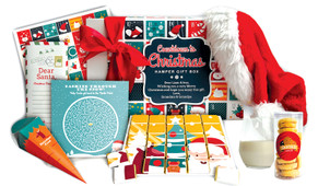 Countdown To Christmas Family Fun Advent Hamper