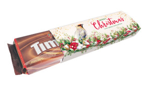 Beautiful Bird Christmas Customised Packet Of TimTams TM