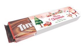Christmas Village Customised Packet Of TimTams TM