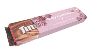 Pink Theme Christmas Customised Packet Of TimTams TM