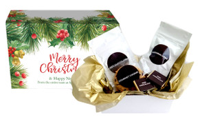 Branch Border Christmas Personalised Hot Chocolate Kit