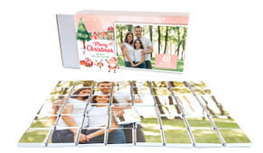 Christmas Village Personalised Chocolate Puzzle (48-Piece)