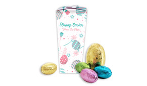 Easter Elements Personalised Easter Egg Chocabox