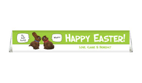 Choc Bunnies Easter Toblerone Chocolates